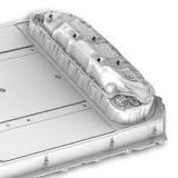 Model 3/Y: Batteri og Lading