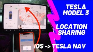 Tesla Model 3 | Quick Tip #2 | Location Sharing