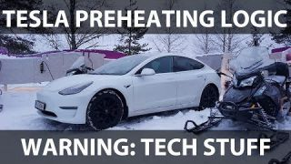 How Model 3 preheating algorithm works